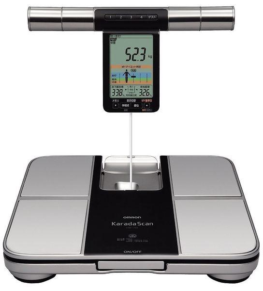 【醫康生活家】OMRON歐姆龍體重體脂計HBF-701(買就送原廠購物袋)