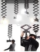 攝影天花路軌影棚軌道影室攝影燈吊架吊軌演播室星河光年DF