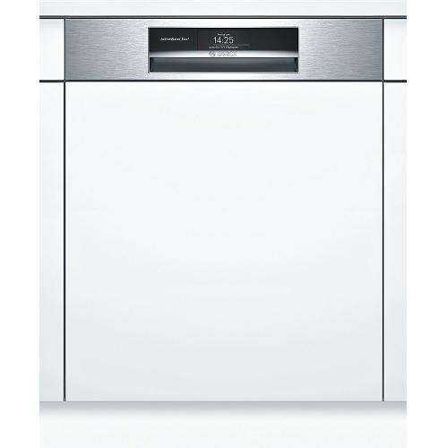 【新款8系列110V沸石洗碗機】德國 BOSCH 博世 SMI88TS00X 沸石 半嵌式 洗碗機(60cm)(不銹鋼)