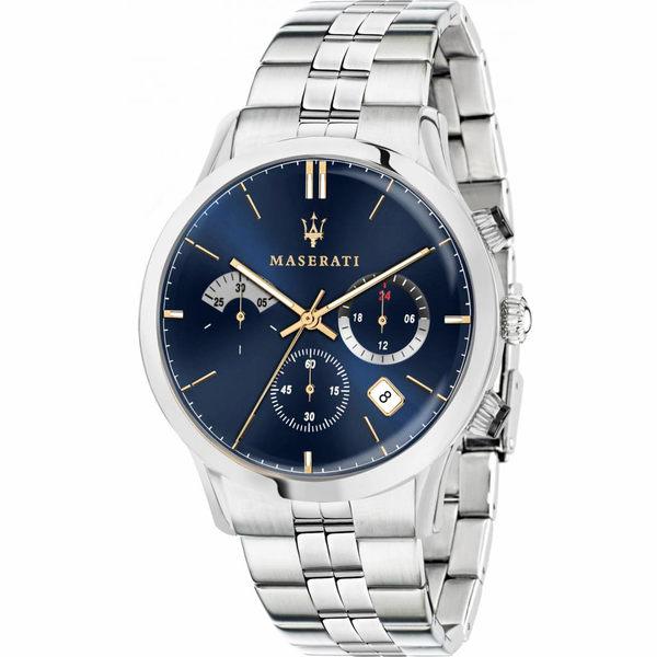 ★MASERATI WATCH★-瑪莎拉蒂手錶-2018年新款-鋼錶帶-R8873633001-錶現精品公司-原廠正貨-