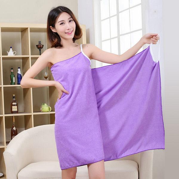 超細纖維可穿吊帶浴巾