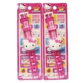 Hello Kitty 凱蒂貓電子錶(內附電池)/一個入(促199) KT電子錶 立體頭型電子錶 兒童錶-佳KT012347