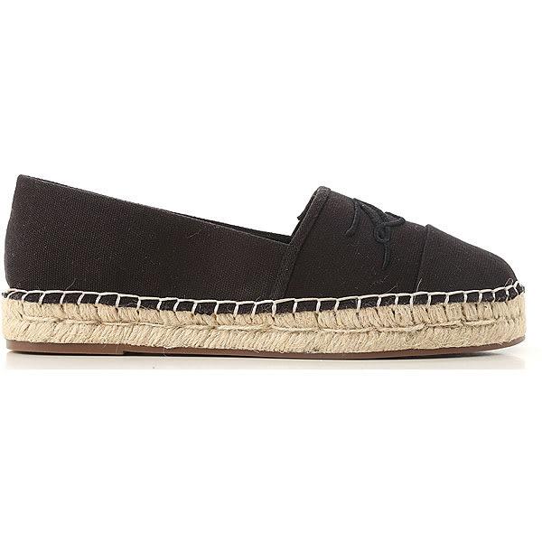 Karl Lagerfeld 卡爾 老佛爺 女鞋 KAMINI簽名草編鞋-黑