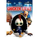 迪士尼動畫系列限期特賣 四眼天雞 DVD (音樂影片購)