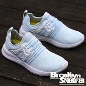 PONY SPLASH-X 水藍白 透氣網布 免鞋帶 輕量 女 (布魯克林) 2017/9月 73W1SP01PB