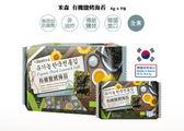 米森~有機鹽烤海苔4公克x9包(36公克/袋)