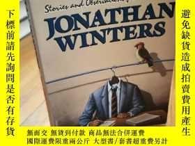 二手書博民逛書店WINTERS 罕見TALE-V978Y12800 Jonath