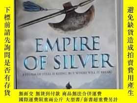 二手書博民逛書店英文原版罕見Empire of Silver by Conn I