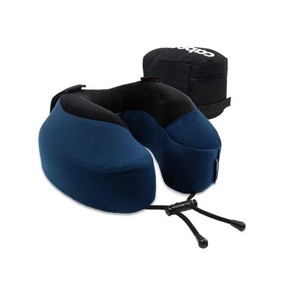 【CABEAU】旅行用記憶頸枕 S3 - 醇藍