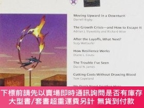 二手書博民逛書店Harvard罕見Business Review On Leading In Turbulent TimesY