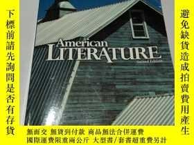 二手書博民逛書店American罕見LITERATURE(英文,)Y212829