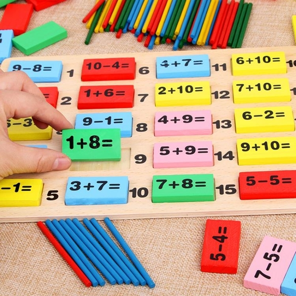 早教益智數字運算認知