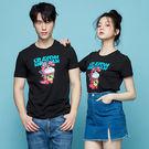【101原創】蠟筆小新鱷魚先生短袖T恤-男女適穿-9601010