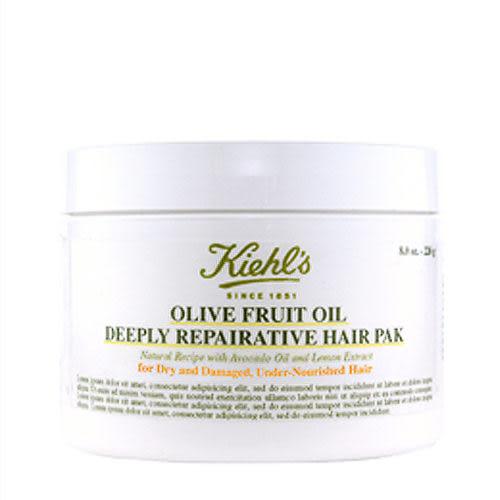 KIEHLS 契爾氏 酪梨橄欖滋潤修護髮膜250ml《小婷子》