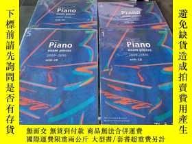 二手書博民逛書店selected罕見Piano exam pieces 2009&2010with cd 1.3-5Y3512