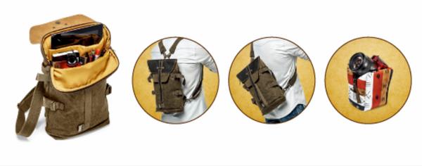 國家地理 National Geographic NG A4569  後背包 單肩背包 Africa 非洲系列白金版 限時 【公司貨】