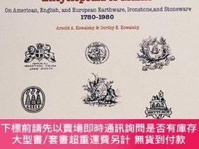 二手書博民逛書店Encyclopedia罕見Of Marks On American, English, And European