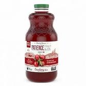 統一生機~FRUIT D'OR100%有機鮮榨純蔓越莓汁946毫升/罐~