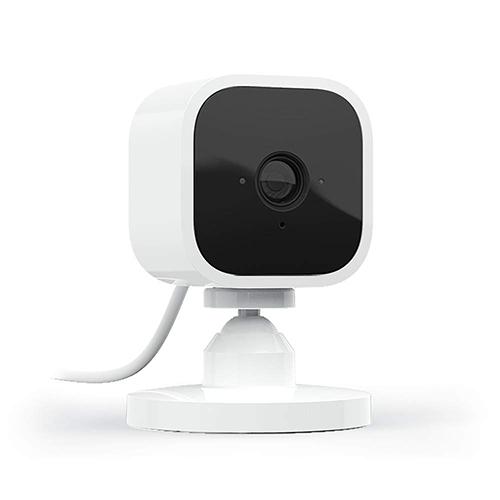 [2美國直購] Blink Mini 安防攝像頭– Compact indoor plug-in smart security camera, 1080 HD video