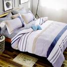 加大床包組(含枕套*2)- 100%精梳純棉【卡洛格】親膚細緻、滑順透氣、精緻車縫