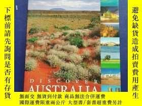 二手書博民逛書店Discover罕見Australia 了解澳大利亞 攝影畫冊Y234641 steve parish ste