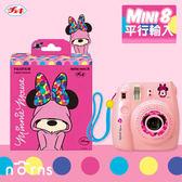 【MINI8 Minnie 米妮 拍立得相機】Norns  迪士尼 米老鼠 日本平輸保固一年