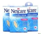 醫療用品 3M OK繃 克淋濕 防水透氣繃 小切割傷用 10片裝 X3盒