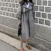 風衣 秋裝2020新款流行女中長款韓版春季外套氣質女裝