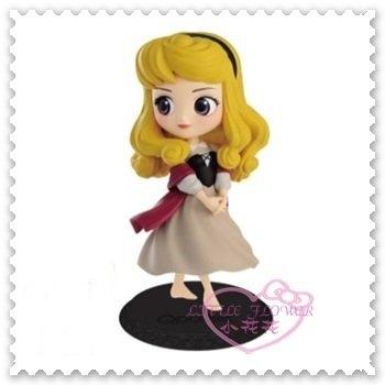 ♥小花花日本精品♥《Disney》迪士尼 Qposket 睡美人公仔 Q版公仔 站姿 收藏必備 日本限定50119905