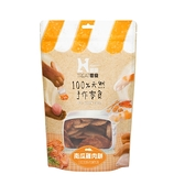 【Hyperr 超躍】手作零食 南瓜雞肉餅 分享包 450g (貓狗零食)