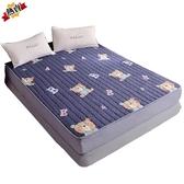 床墊 軟墊薄 1.8x2.0米床鋪墊褥子雙人薄款床墊子被褥鋪底家用單人XW 快速出貨