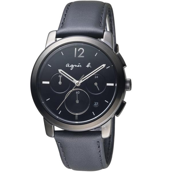 agnes b.法式30週年限量套組錶 VD53-KDF0C BT3041X1
