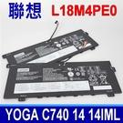 LENOVO L18M4PE0 電池 L18L4PE0 SB10W67235 SB10W67368 Yoga C740 14 Yoga C740-14IML