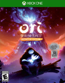 X1 Ori and the Blind Forest: Definitive Edition 聖靈之光 決定版(美版代購)