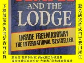二手書博民逛書店寺廟與小屋罕見the temple and the lodge(