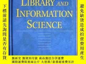 二手書博民逛書店Dictionary罕見for Library and Information Science(英語原版 精裝本)
