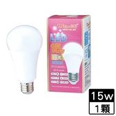 T.SHINE LED燈泡-白光(15W)【愛買】
