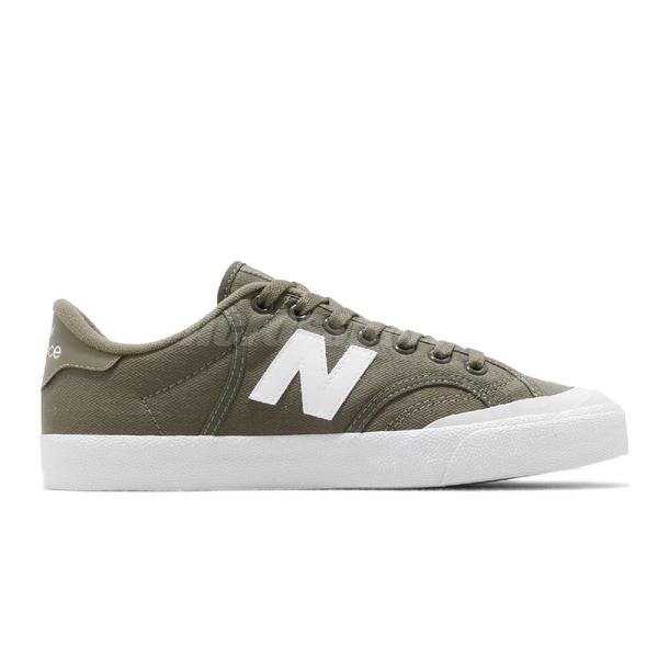 New Balance 休閒鞋 NB PROCT 綠 白 男鞋 女鞋 帆布鞋面 韓系 運動鞋【ACS】 PROCTSQBD