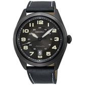 SEIKO 精工 飛行時代機械手錶-黑/44mm 4R35-02W0SD(SRPC89J1)