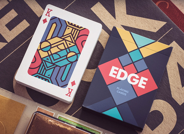 【USPCC撲克館】EDGE PLAYING CARD