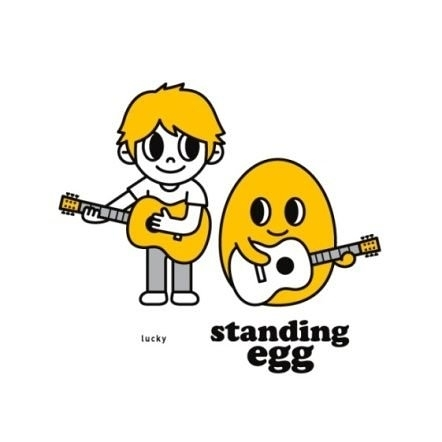 standing egg 幸運 CD(購潮8)