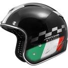 【東門城】ASTONE SPORSTER 381G K93 (黑白) 半罩式安全帽 復古帽