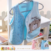 嬰幼兒背心外套 百貨專櫃正品寶寶衣著(A藍.B粉.C黃) 魔法Baby