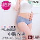 女性中腰褲 M/L/XL/2XL 天絲棉纖維 MIT台灣製造 No.488900-席艾妮SHIANEY