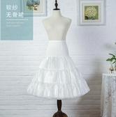 裙撐lolita洛麗塔日常撐云朵撐可調節棉花糖蓬蓬暴力無骨軟紗紗撐新品