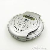透明蓋 便攜式 CD機 隨身聽 CD播放機 帶防震 支持英語光盤 color shop