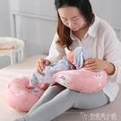 多功能全棉孕婦透氣腰墊高靠枕側睡枕頭孕期哺乳喂奶枕芯安眠靠背ATF 安妮塔小舖
