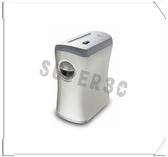 新竹【超人3C】AURORA 5張抽屜型碎段式碎紙機(白色) ( AS528C )碎紙筒門開啟 馬達停止運作