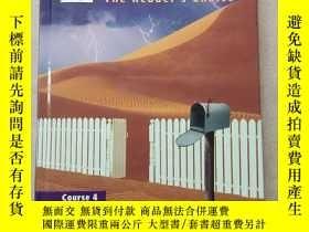 二手書博民逛書店Glencoe罕見Literature: Reading with Purpose, Course 2,( 館藏書