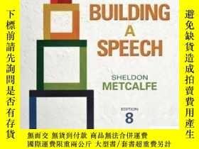 二手書博民逛書店【罕見】Cengage Advantage Books: Building A Speech; 2012年出版